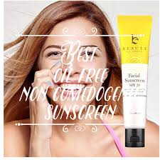 Best non cosmological sunscreen for oily skin