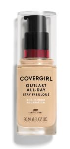 CoverGirl Outblast Stay Fabulous 3-in-1 Foundation